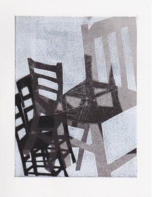 From a series of chair prints