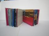 Factory book by Sara Muzira, Artist Book, monoprints